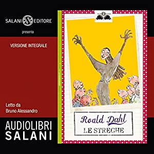 Le streghe Audiobook