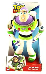 Disney and Pixar Toy Story 9 Inch Plush Figure Buzz Lightyear