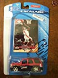 UD 2006 Collectible NBA Diecast Car - LeBron James Cleveland Cavaliers 1:64 Cadillac Escalade Amazon.com