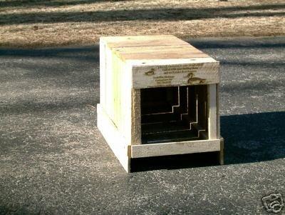 Mallard Nesting Box (Duck Houses compare prices)
