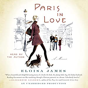 Paris in Love Audiobook