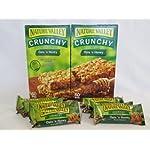 Nature Valley Crunchy Granola Bars Oats 'N Honey: 60 Packs of 1.5 Oz (2 Bars Per Pack) – Sms16