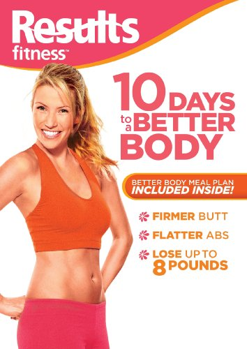 Results Fitness: 10 Days to a Better Body