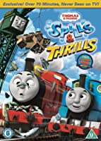 Thomas the Tank Engine and Friends - Spills and Thrills