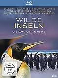 DVD Cover 'Wilde Inseln - Die komplette Reihe (Staffeln 1+2) (4 Blu-rays)