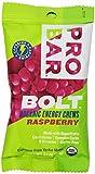 ProBar Bolt Energy Chews Raspberry with Caffeine - 12 Pack, 2.1 Ounce