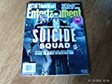 Entertainment Weekly Magazine (July 15, 2016) Suicide Squad Cover 1 of 4