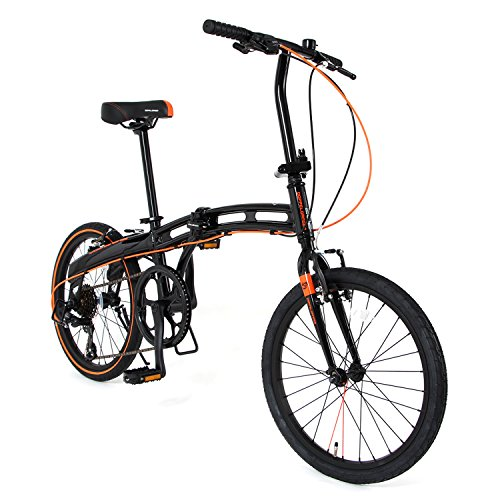 DOPPELGANGER 2017年モデル ライトウェイトフォールディングバイク blackmaxシリーズ 202 blackmax 20インチ折りたたみ自転車