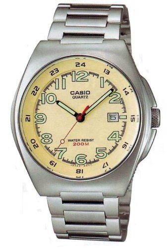 Casio MAR101D-9A Mens Duro 100M Analog Diver Watch