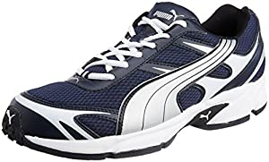 Puma Men's CARLOS Ind. Blue Mesh Running Shoes