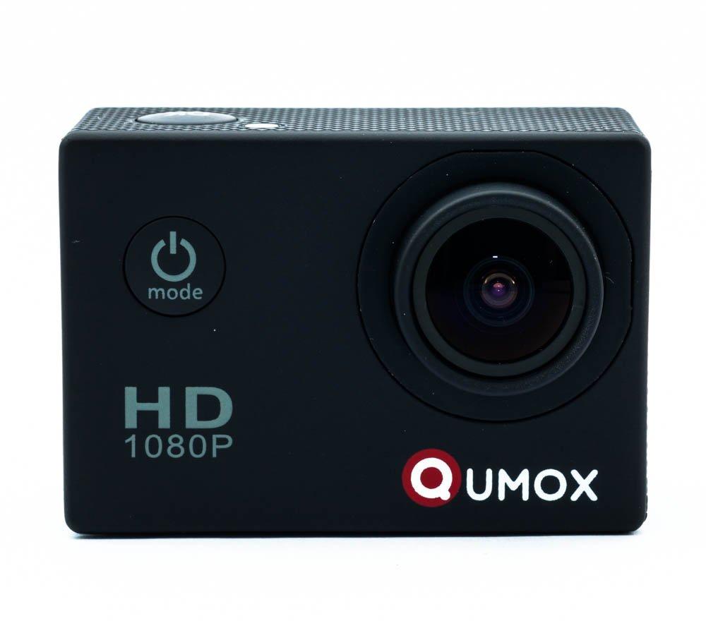QUMOX @ SJ4000 Schwarz Action Sport Kamera