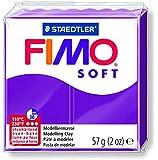 Staedtler Fimoâ soft Pâte à modeler 57 g Violet