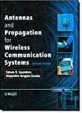 img - for Antennas and Propagation for Wireless Communication Systems: 2nd Edition book / textbook / text book
