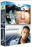 echange, troc I, Robot + Minority Report [Blu-ray]
