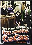 Los cuatro cocos DVD 1929 The Cocoanuts
