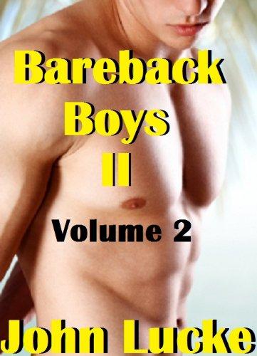 Bareback Boys II (Volume Two) (The Bareback Boys Club for Men Series #2)