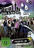 Berlin - Tag & Nacht - Staffel 4/Folge 61-80 [4 DVDs]