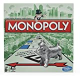 Hasbro Monopoly Board Game (Version Anglaise)
