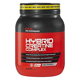 GNC Pro Performance Hybrid Creatine Complex Unflavored, 3.22 lb(s).