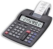 Comprar Casio HR-200TEC - Calculadora (Escritorio, Batería, Impresión, Negro, Botones, AA)