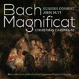 J.S. Bach: Magnificat & Christmas Cantata - SACD/CD - plays on all CD players