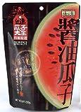 頤心斎台湾瓜子大王特級精選醤油風味西瓜子(しょうゆ味スイカの種) 台湾名物人気商品・定番お土産