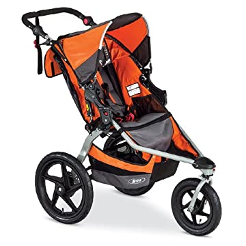 BOB Revolution Flex Stroller (Orange)