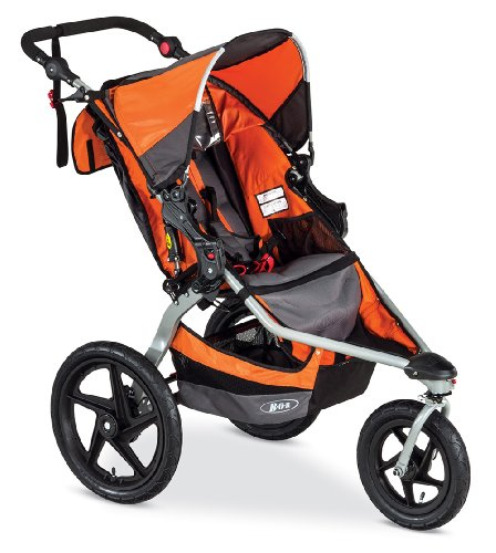 BOB Revolution Flex Stroller, Orange