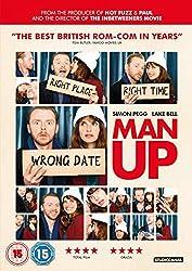 Man Up [DVD] [2015]