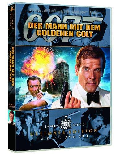 James Bond - Der Mann mit dem goldenen Colt [2 DVDs]