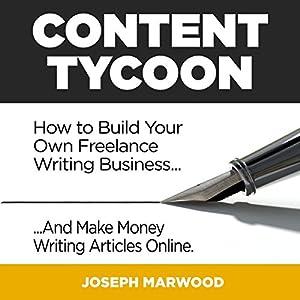 Content Tycoon Audiobook