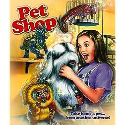 Pet Shop [Blu-ray]