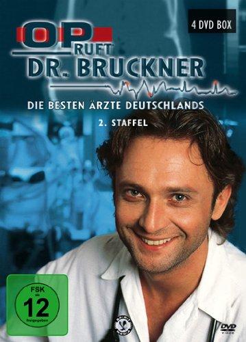 OP ruft Dr. Bruckner - Staffel 2 [4 DVDs]