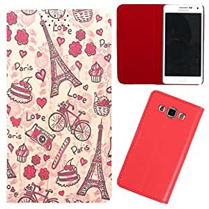 DooDa - For Asus Zenfone 2 Lazer ZE500 KL PU Leather Designer Fashionable Fancy Flip Case Cover Pouch With Smooth Inner Velvet