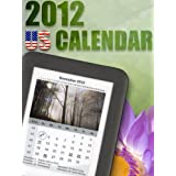 2012 US Calendar ~ Andreas Ceatos