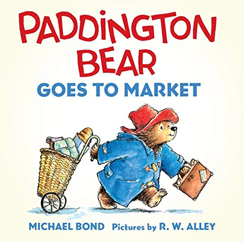 Paddington Bear Goes to Market Board Book (Paddington Bear Book compare prices)