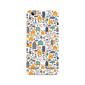 Mobicture Casute Premium Printed Case For Lenovo K5 Plus