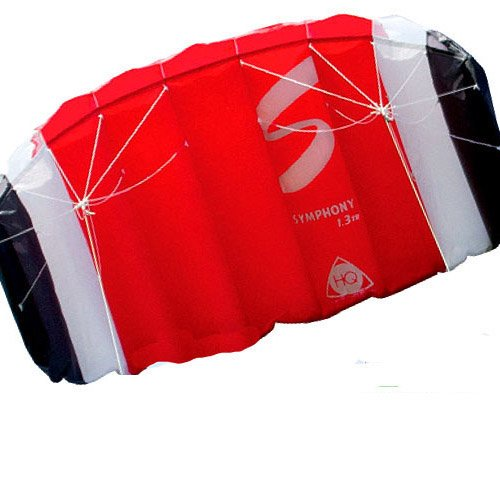 HQ TRAINER KITE SYMPHONY TR II 1.3 BAR POWER LINE SPORTS BEACH CONTROL PRO NEW !