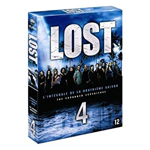 Lost 4 - Saison 4 - 6 DVD [Import belge]