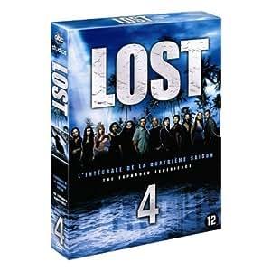 Lost 4 - Saison 4 - 6 DVD [Import belge]