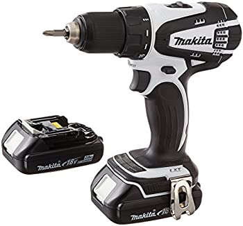 Makita 18-Volt Compact 1/2 in. Cordless Driver-Drill Kit