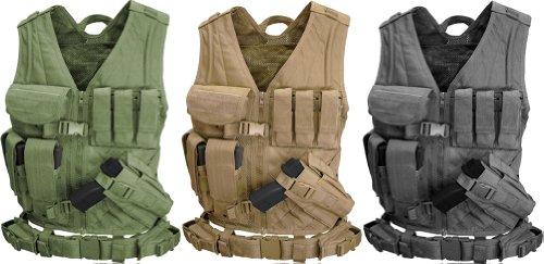 Condor Cross Draw Vest/Tactical Belt