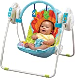 Fisher-Price Precious Planet Open Top Take-Along Swing (Discontinued by Manufacturer)