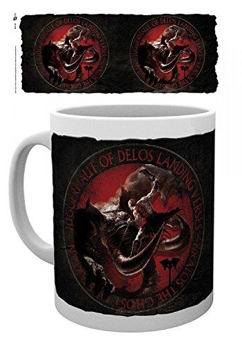 God Of War - Juggernaught Tazza Da Caffè Mug (9 x 8cm)