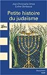 Petite histoire du judaïsme par Attias