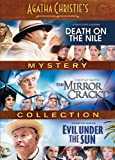 Agatha Christies Mystery Collection: Death on the Nile/Evil Under the Sun/The Mirror Crackd