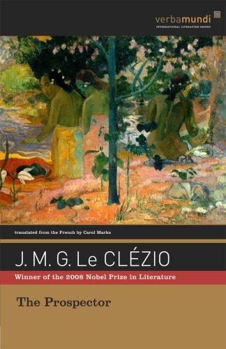 The Prospector (The Verba Mundi Books), J. M. G. Le Clezio