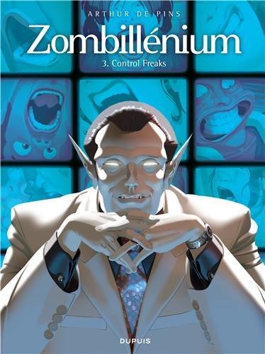 Zombillenium, Tome 3 : Control freaks