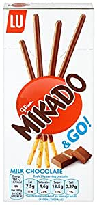 Mikado Chocolate Biscuit 39 g (Pack of 24)