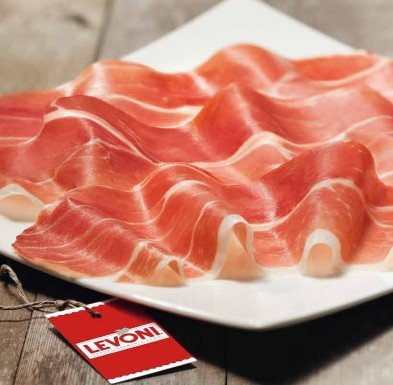 Levoni Prosciutto di Parma aged 20 months, Imported from Italy - Sliced by the Pound